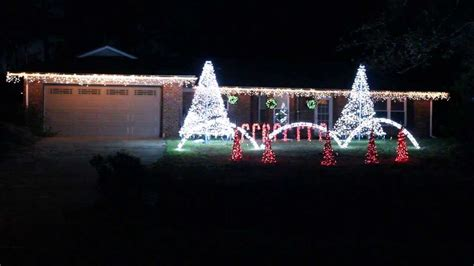 christmas light displays in milton florida lights milton fl decoratingspecial