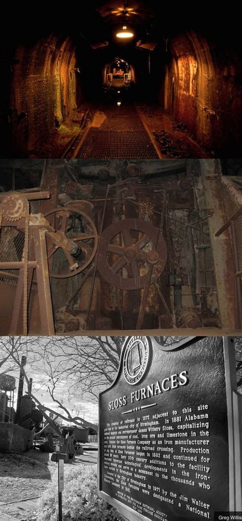 Sloss Furnace Haunted House by Sloss Furnace Is Haunted By One Of The Most Evil