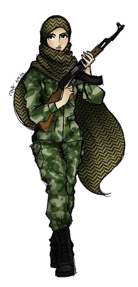 wallpaper animasi tentara ak47 by finieramos on deviantart