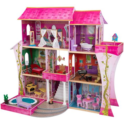 walmart doll houses doll house furniture sets walmart com