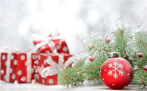 christmas holiday the festive christmas gifts photography wallpaper 5