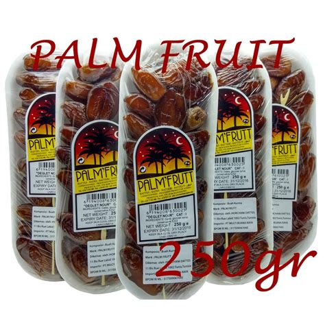 Kurma Date Crown Khalas 250gr Berkhasiat kurma palm fruit tunisia qurma premium lebaran 250gr kurma khenaizi date crown 14 x 500g 2d0e0eed