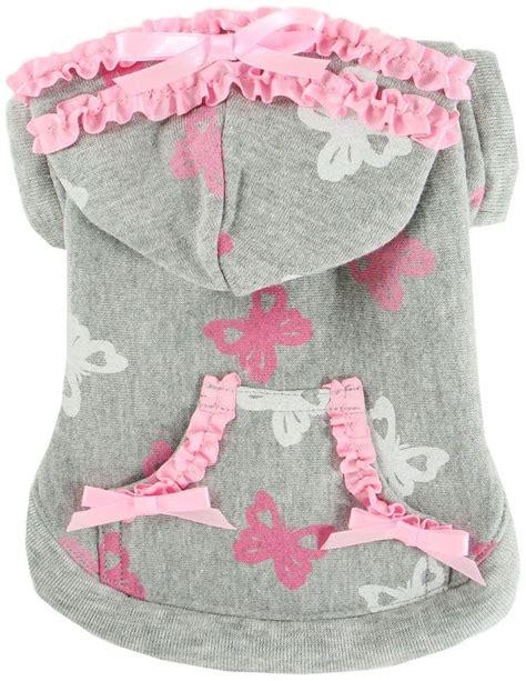 small puppy clothes dogs clothes small jacket fleece clothes clothes apparel warm coat