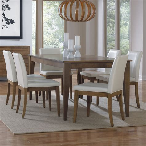 Custom Dining Room Sets Canadel Custom Dining Customizable Rectangular Dining Table Set Belfort Furniture Dining 7