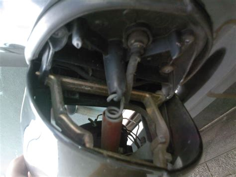Motorrad Spiegel Wechseln Anleitung by Foto0002 Spiegelglas Wechseln Anbringen Mercedes E