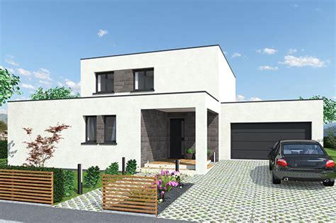 Maisons Toit Terrasse by Maisons A Toit Plat
