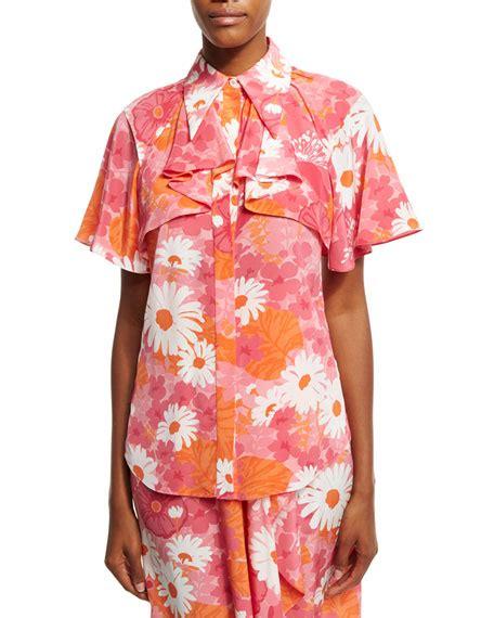 Azalea Blouse Original By Kheva Mauza michael kors collection blouse skirt belt