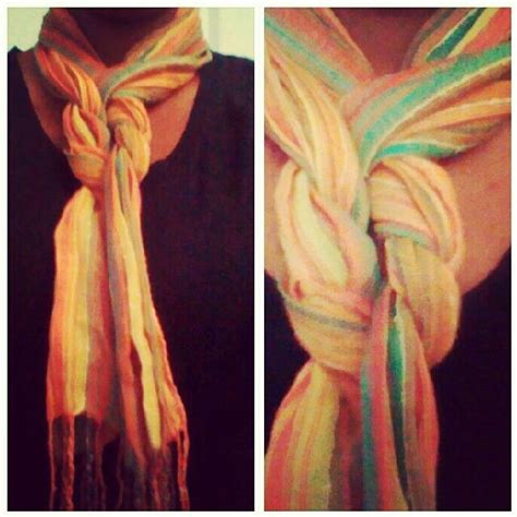 17 best images about scarves on knots