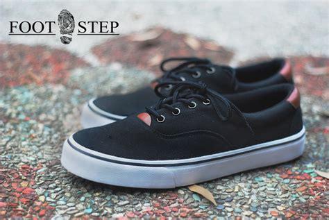 Sepatu Casual Moofeat Carlo Black Pria 40 44 sepatu footstep reborn black sepatu mr smith sepatu mr