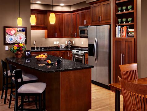 cherry cabinets kitchen cherry kitchen cabinets rockford door style