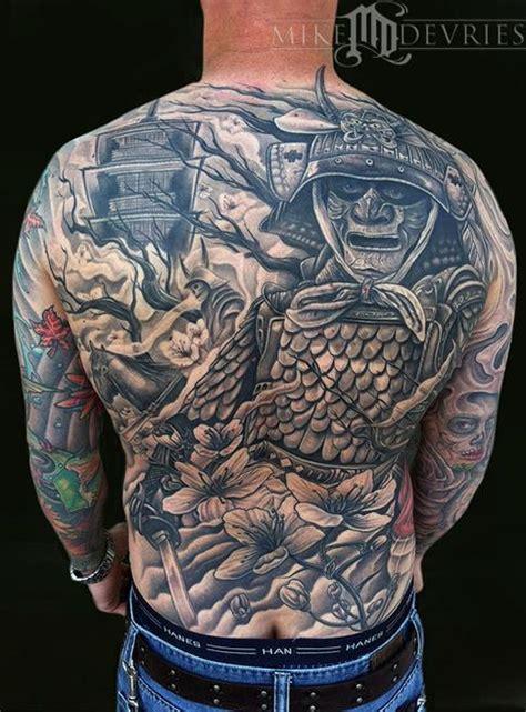 zorro tattoo oriental tatuajes de samurais dise 241 os y significado im 225 genes