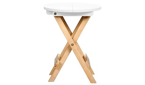 Asda Side Table George Home Folding Table White Home Garden George At Asda