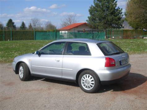 Audi A3 Bj 1999 by Audi A3 1 8 125ps Bj 1999 Biete Audi