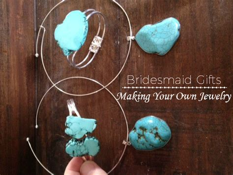make your own jewelry bridesmaids gifts make your own jewelry weddingbee