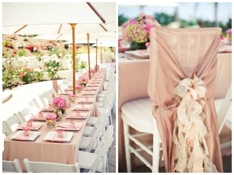 Home Decor Simple blush pink bridal shower simple little details