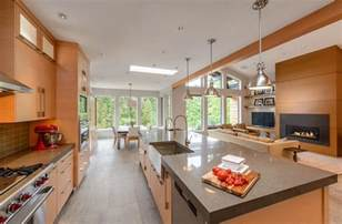 Open Kitchen Floor Plans Open Floor Plan Kitchen Home Decorating Trends Homedit