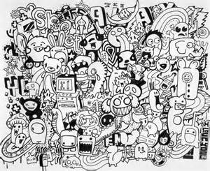 doodle free doodle mash up by imperfect vision on deviantart
