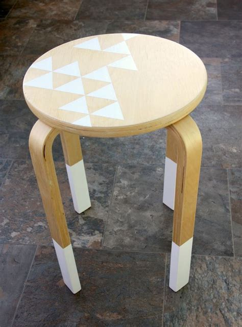 amazing ikea frosta stool ideas  hacks digsdigs