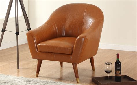 mid century leather chair orange mid century accent chair floors doors