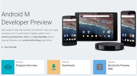 android os releases android m preview release available key points phonesreviews uk mobiles apps networks