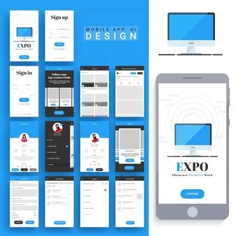 design app price service and price table web template vector free download