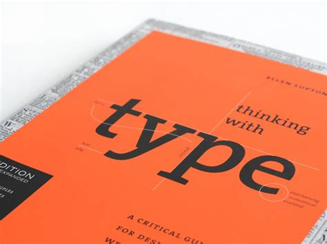 libro thinking with type second 5 libros de tipograf 237 a y caligraf 237 a imprescindibles