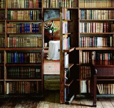 10 Houses With Intriguing Secret Rooms Passageways