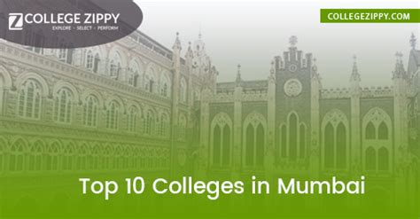 Top 25 Mba Colleges In Mumbai by Top 10 Colleges In Mumbai