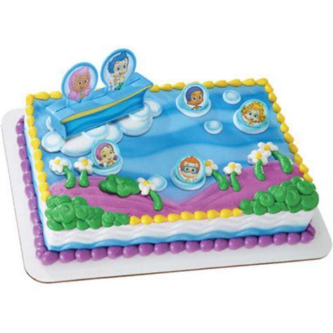 Guppies Cake Decorations by Guppies Cake Decoration Topper Girlboy Birthday