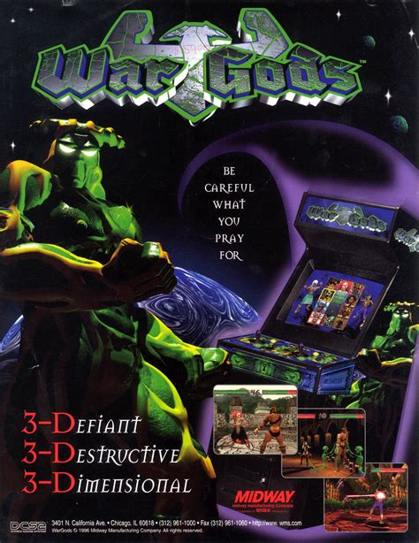 emuparadise action games war gods hd 10 09 1996 dual resolution rom