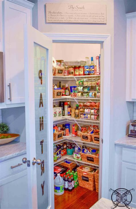 awesome pantry shelving ideas    pantry