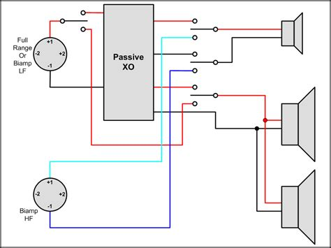 bi wiring speakon wiring diagrams repair wiring scheme