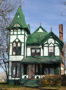 New Victorian Style Homes file carpenter gothic revival cottage jpg wikimedia commons