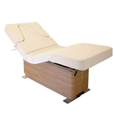 massaging bed nilo omnia massage bed