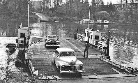 ferry boat portland oregon river ferries a way of life on oregon waterways the old