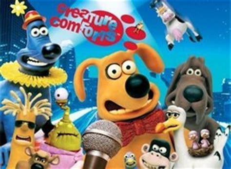 Creature Comforts Show by Creature Comforts Uk Next Episode