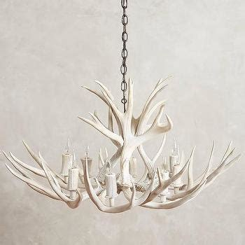restoration hardware antler chandelier idol twelve light antler chandelier lsplus