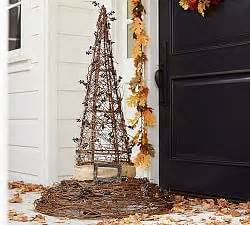 holiday decor clearance pottery barn