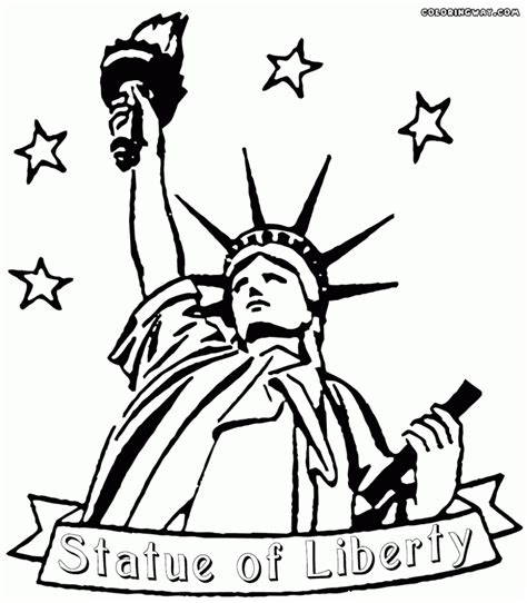 free coloring pages united states symbols free coloring pages united states symbols statue of