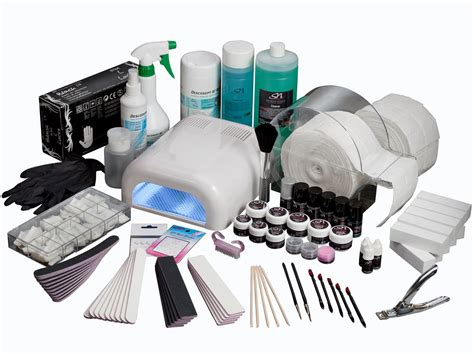 With Set by Nail Studio Starter Kit With Sculpting Gel B3