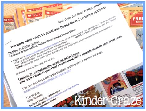 Parent Letter Scholastic Book Club Boost Parent Purchases From Scholastic Book Orders