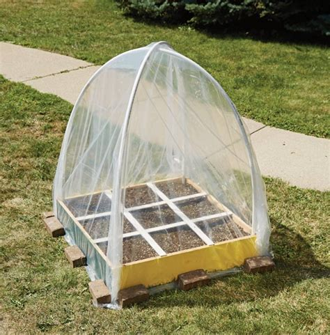 how to make your house green how to build a dome greenhouse empress of dirt