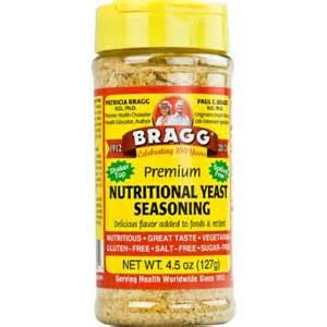 bragg nutritional yeast seasoning premium 4 5 ounce