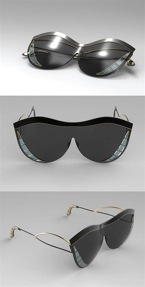 mcgee eyewear on behance