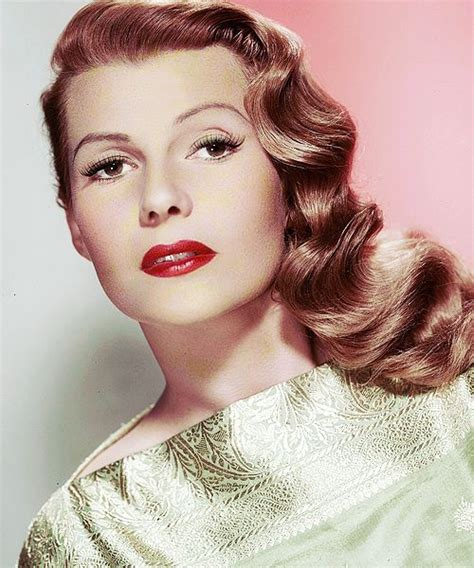 hair color in 1940 427 best images about movie star glamour on pinterest