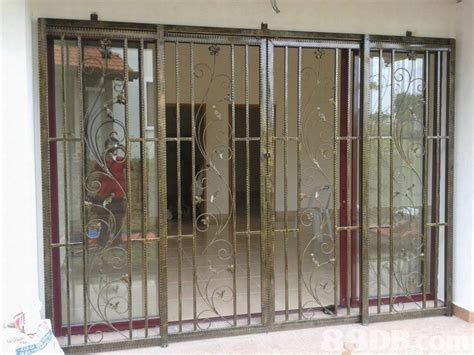 door grill design steel work grill gate 15 door malaysia security door