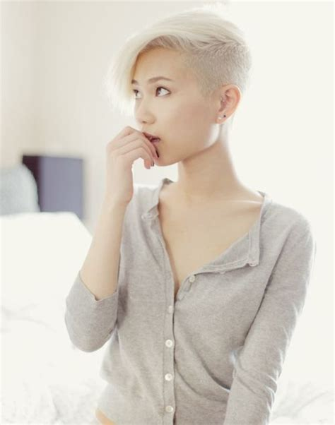 what is the shaved sides and longer on top hairstyle called 25 best ideas about shaved sides pixie on pinterest