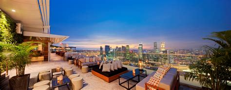 Top Bars In Ta by Martinis With A View At Marina Bay Sands Hotel Management