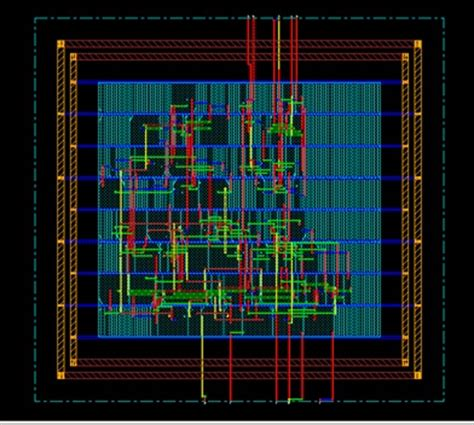 layout in vlsi design digital vlsi design lab curtis mayberry