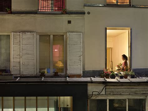 new york apartment window untitled views intimate of parisians through their